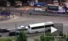 Водители нарушают ПДД из-за изменения схемы заезда на ЗСД с Васильевского острова