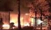 Под Киевом неизвестные сожгли дом экс-главы Нацбанка Украины