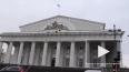 В пятницу в Петербурге будет идти мокрый снег с сильным ...