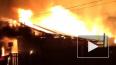 В Красноярске в огне сгорел заживо человек
