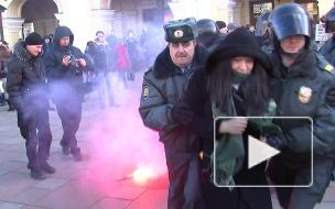 Фотосессия оппозиции прошла с огоньком