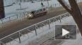 Автомобиль дорожной службы сбил пешехода в Ломоносове