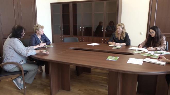 Специалисты регоператора разъяснили выборжанам детали реформы по обращению с ТКО