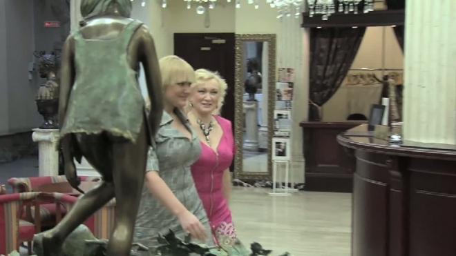 Анна и Алеся Овчинниковы: Ромовые бабы