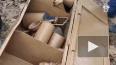Опубликовано видео вскрытия сейфа с золотом на месте ...