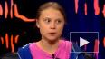 "Журнал Time выбрал активистку Грету Тунберг ""Человеком ..."
