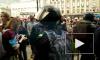 Во время акции за честные выборы в Петербурге перекрыли Невский проспект