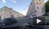 Видео: в Твери автомобиль сбил велосипедиста