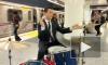 Появилось видео крутой игры Джозефа Гордон-Левитта в метро на барабанах