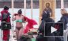 Верующим петербуржцам пришлось прорываться к крещенской купели через кордоны