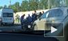 На Лесном проспекте 77-летний байкер влетел в Chevrolet Captiva