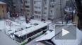Появилось новое видео с места взрыва в жилом доме ...