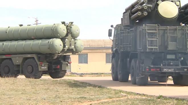 Эрдоган: Российские ЗРК С-400 готовят к отправке в Турцию