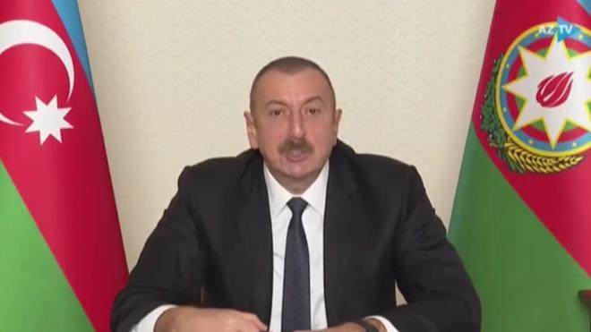 Алиев назвал условие нормализации отношений с Ереваном