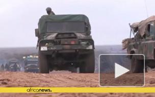 Боевики захватили военную базу в Сомали