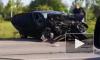 Появилось видео с места страшной смертельной аварии под Ульяновском