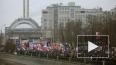 Марш оппозиции в Москве собрал 400 человек