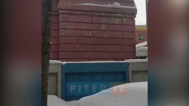 На Ярославском проспекте обрушилось здание котельной