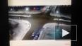 Камера видео наблюдения сняла ДТП в Нижневартовске