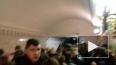 На красной линии метро поезда идут с задержкой: в ...