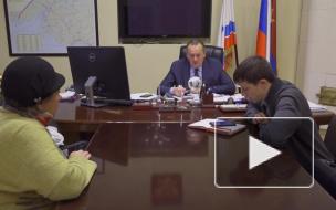 """""""Терем"""" медлит с трубой, в СНТ ждут дорогу - Геннадий Орлов провел прием граждан"""