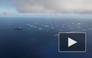 Пентагон раскрыл данные об усилении активности ВМФ России