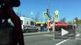 Водители встали в пробку на Выборгском шоссе из-за ...