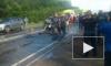 В Вологодской области в ДТП погибли пять человек