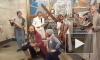 """На """"Адмиралтейской"""" голландские актеры показали отрывки из """"Одиссеи"""""""