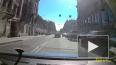 На Разъезжей улице водитель такси сбил велосипедиста