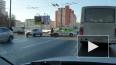 На проспекте Ветеранов иномарка приехала в березу