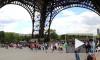 В Париже Эйфелеву башню закрыли для посещения из-за забастовки