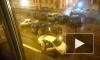 Пьяная девушка на корейском авто протаранила автомобили Генконсульства США