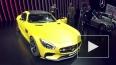 Новинки автопрома: исследуем мощный Mercedes-AMG GT