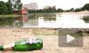 Роспотребнадзор: ни в одном водоеме Петербурга, включая Финский залив, купаться нельзя