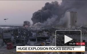 Премьер-министр Ливана назвал причину взрыва в Бейруте
