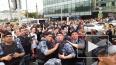 """ОВД-Инфо: """"На 16:00 по Москве на шествии задержано ..."""
