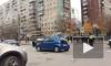 Появилось видео перевертыша на проспекте Наставников в Петербурге