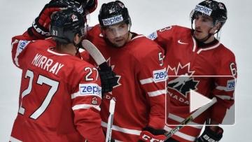 Сборная России проиграла Канаде в полуфинале Кубка мира