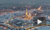 """Новый год во всем: """"Лахта Центр"""" стал самой высокой новогодней ёлкой в Европе"""