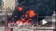 В Челябинске загорелся недостроенный конгресс-холл, ...