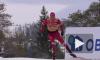 Лыжник Крюгер считает, что снегоход помог Большунову в масс-старте