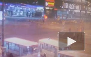 Жесткое ДТП произошло на перекрестке Гражданского проспекте и Науки
