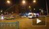 Полицейские попали в ДТП в центре Петербурга