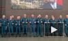 В Чечне вслед за Кадыровым весь состав МЧС побрился налысо