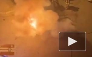 За ночь в Выборге сгорело несколько машин