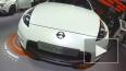 """""""Парижский автосалон 2014"""": элегантный Nissan 370Z Nismo"""
