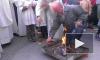 Пасха 2014 в Петербурге: вместо Благодатного огня католики развели костер на Невском