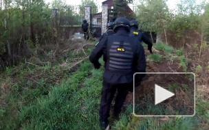 Видео: под Петербургом ФСБ задержали международного террориста