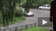 """Петербург затопило: фото передвигающихся """"вплавь"""" ..."""